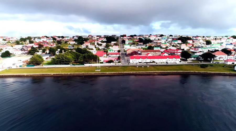 Pasajes Islas Malvinas
