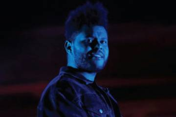 The Weeknd tocará en el espectáculo del entretiempo en el Super Bowl 2021